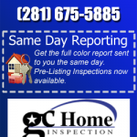 Schedule Home Inspection Sidebar