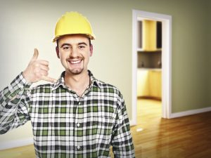 handyman call me pose indoor 3d backround | GC Home Inspection | schedule a home inspection
