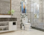 elegant bathroom | GC Home Inspection | boost your home's value | home inspection Pearland