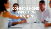Common Home Inspection Questions | GC Home Inspection | Home Inspection Pearland TX